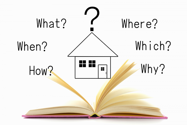 住宅ローンの知識(英語)