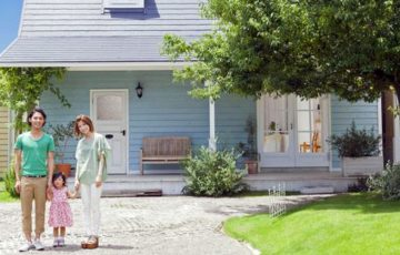 住宅と家族