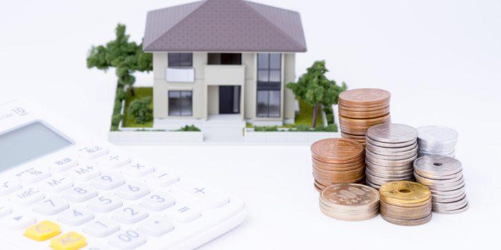 住宅とお金と電卓